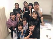 Danbara Ruru,   Funaki Musubu,   Inaba Manaka,   Juice=Juice,   Kanazawa Tomoko,   Kawamura Ayano,   Miyamoto Karin,   Miyazaki Yuka,   Takagi Sayuki,   Uemura Akari,   Yanagawa Nanami,
