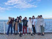 Funaki Musubu,   Kawamura Ayano,   Murota Mizuki,   Nakanishi Kana,   Sasaki Rikako,   Takeuchi Akari,   Wada Ayaka,