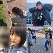 Funaki Musubu,   Murota Mizuki,   Takeuchi Akari,   Wada Ayaka,