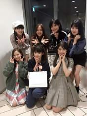 Haga Akane,   Iikubo Haruna,   Kaga Kaede,   Makino Maria,   Michishige Sayumi,   Nonaka Miki,   Oda Sakura,