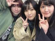 Funaki Musubu,   Kawamura Ayano,   Takeuchi Akari,