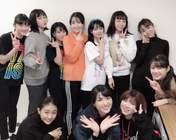 ANGERME,   Funaki Musubu,   Kamikokuryou Moe,   Kasahara Momona,   Katsuta Rina,   Kawamura Ayano,   Murota Mizuki,   Nakanishi Kana,   Sasaki Rikako,   Takeuchi Akari,   Wada Ayaka,   Yajima Maimi,
