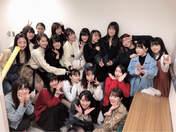 Akiyama Mao,   ANGERME,   Asakura Kiki,   Funaki Musubu,   Kamikokuryou Moe,   Kasahara Momona,   Katsuta Rina,   Kawamura Ayano,   Kishimoto Yumeno,   Murota Mizuki,   Nakanishi Kana,   Niinuma Kisora,   Ogata Risa,   Ono Mizuho,   Onoda Saori,   Sasaki Rikako,   Takase Kurumi,   Takeuchi Akari,   Tanimoto Ami,   Tsubaki Factory,   Wada Ayaka,   Yamagishi Riko,