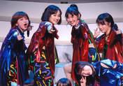 Funaki Musubu,   Kawamura Ayano,   Nakanishi Kana,   Sasaki Rikako,   Takeuchi Akari,