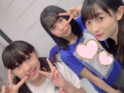 Ise Reira,   Oota Haruka,   Yanagawa Nanami,