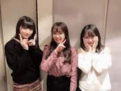 Haga Akane,   Nakajima Saki,   Nonaka Miki,