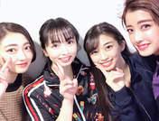 Kumai Yurina,   Makino Maria,   Natsuyaki Miyabi,   Sudou Maasa,