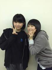 Kaga Kaede,   Sayashi Riho,
