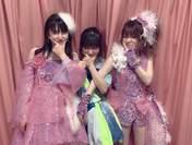 Michishige Sayumi,   Sato Masaki,   Tanaka Reina,