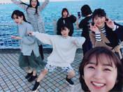 Funaki Musubu,   Kasahara Momona,   Kawamura Ayano,   Murota Mizuki,   Sasaki Rikako,   Takeuchi Akari,   Wada Ayaka,
