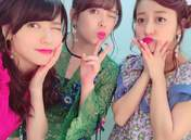 Hagiwara Mai,   Nakajima Saki,   Yajima Maimi,