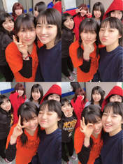 Ise Reira,   Kamikokuryou Moe,   Kasahara Momona,   Sasaki Rikako,   Sato Masaki,   Takeuchi Akari,