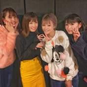 Iikubo Haruna,   Miyamoto Karin,   Niigaki Risa,   Shimizu Saki,