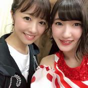 Kawamura Ayano,   Shimizu Saki,