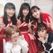 Danbara Ruru,   Miyazaki Yuka,   Shimizu Saki,   Uemura Akari,   Yaguchi Mari,