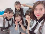 Asakura Kiki,   Kishimoto Yumeno,   Onoda Saori,   Tanimoto Ami,   Yamagishi Riko,