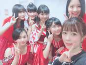 Eguchi Saya,   Hirai Miyo,   Ichioka Reina,   Satoyoshi Utano,   Shimakura Rika,   Shimizu Saki,