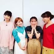 Iida Kaori,   Takahashi Ai,   Yaguchi Mari,   Yasuda Kei,