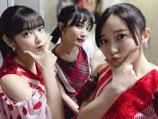 Funaki Musubu,   Morito Chisaki,   Ozeki Mai,