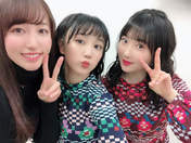 Funaki Musubu,   Yamaki Risa,   Yanagawa Nanami,