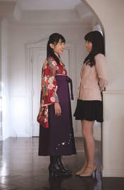 Yamaki Risa,   Yanagawa Nanami,