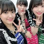 Hamaura Ayano,   Nomura Minami,   Wada Sakurako,
