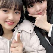 Hamaura Ayano,   Nomura Minami,