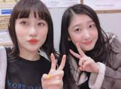 Akiyama Mao,   Sasaki Rikako,