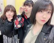 Hamaura Ayano,   Hirose Ayaka,   Wada Sakurako,