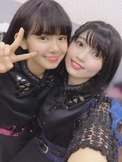 Nishida Shiori,   Yamazaki Yuhane,