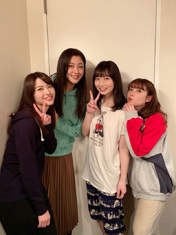 Kumai Yurina,   Nakajima Saki,   Sudou Maasa,   Yajima Maimi,