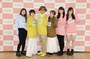 Fukumura Mizuki,   Takahashi Ai,   Tsuji Nozomi,   Wada Ayaka,   Yajima Maimi,