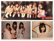 Fukumura Mizuki,   Ikuta Erina,   Michishige Sayumi,   Niigaki Risa,   Sayashi Riho,   Suzuki Kanon,
