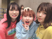 Shimizu Saki,   Sudou Maasa,   Takeuchi Akari,