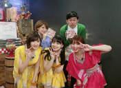 Kamikokuryou Moe,   Kawamura Ayano,   Takeuchi Akari,   Yaguchi Mari,