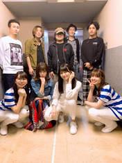 Nakajima Saki,   Shimizu Saki,   Yajima Maimi,