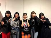 Akiyama Mao,   Kanazawa Tomoko,   Kishimoto Yumeno,   Suzuki Airi,   Yamagishi Riko,