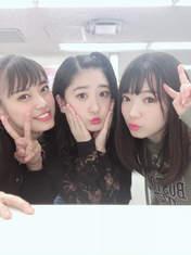 Akiyama Mao,   Kishimoto Yumeno,   Yamagishi Riko,
