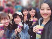 Akiyama Mao,   Horie Kizuki,   Ichioka Reina,   Ono Mizuho,   Yamagishi Riko,