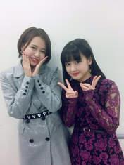 Takagi Sayuki,   Yokoyama Reina,