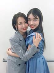 Makino Maria,   Takagi Sayuki,