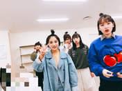 Funaki Musubu,   Ise Reira,   Kasahara Momona,   Kawamura Ayano,   Oota Haruka,