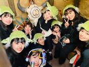 Funaki Musubu,   Ise Reira,   Kamikokuryou Moe,   Kasahara Momona,   Kawamura Ayano,   Murota Mizuki,   Oota Haruka,   Takeuchi Akari,   Wada Ayaka,