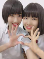 Maeda Kokoro,   Yamazaki Yuhane,