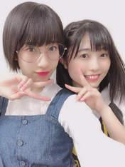 Maeda Kokoro,   Nishida Shiori,