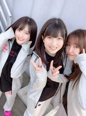 Fukumura Mizuki,   Haga Akane,   Morito Chisaki,