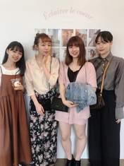 Kamikokuryou Moe,   Kasahara Momona,   Katsuta Rina,   Takeuchi Akari,