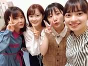 Funaki Musubu,   Kamikokuryou Moe,   Morito Chisaki,   Yokoyama Reina,