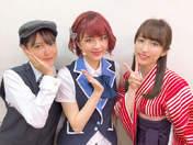 Ogata Risa,   Ozeki Mai,   Yamaki Risa,