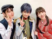 Ono Mizuho,   Ozeki Mai,   Yamaki Risa,